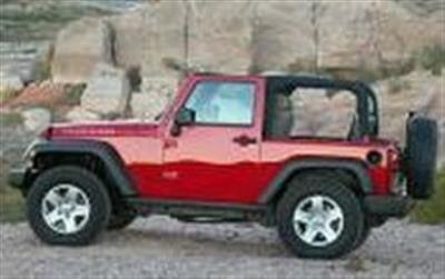 Jeep Wrangler Rental Fort Lauderdale