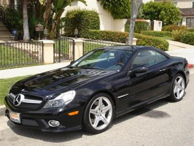 Mercedes-Benz SL-550 Rental Fort Lauderdale