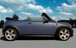 Mini Cooper Convertible Rental Fort Lauderdale