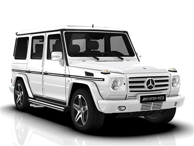 Mercedes G63 AMG Rental Fort Lauderdale