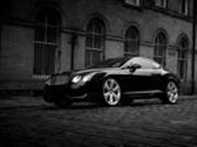Bentley Continental GT Rental Fort Lauderdale