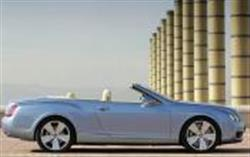 Bentley Continental GTC Conv Rental Fort Lauderdale