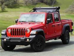 Jeep Gladiator convertible Rental Fort Lauderdale