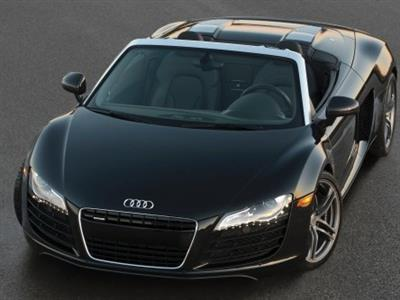 AUDI R8 CONVERTIBLE Rental Fort Lauderdale