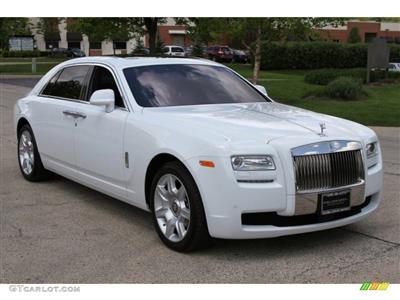 Roll Royce Gohst rental Fort lauderdale
