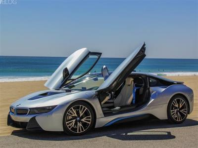 BMW i8 rental Fort lauderdale