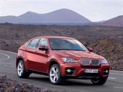 BMW X6 50ci Rental Fort Lauderdale
